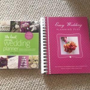 Other - Wedding planning books